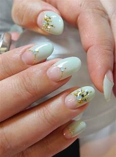 25 magnificent half moon nail designs wild about beauty