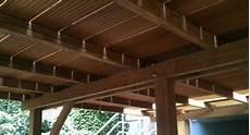 Holzterrasse Bauen Untergrund Vorbereiten Holzterrasse