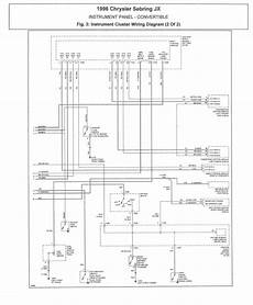96 Chrysler Sebring Convertible Electrical Problem