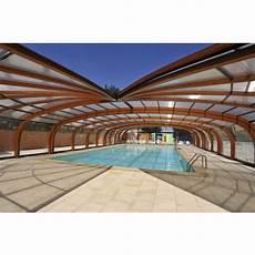 prix d un abri de piscine le prix d un abri de piscine en bois en accord avec ses