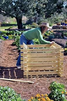 Bins Of Wood Bio Compost To Build Yourself