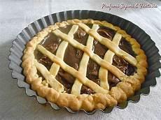 crema alla nutella per torte crostata con crema alla nutella golosa e invitante per ogni momento idee alimentari mangia e