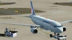 Vol Bastia Vol De 224 Bastia En Airbus A319 Air