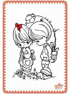 Malvorlagen Seite De Valentinstag Valentin 4 Malvorlagen Valentinstag