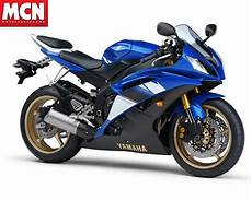 the 2008 yamaha r6 motorcycle revealed mcn