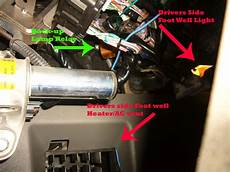 on board diagnostic system 2008 nissan titan electronic throttle control back up light mod as promised nissan titan forum