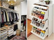 scarpiera per cabina armadio 10 consigli su come organizzare un armadio the style fever