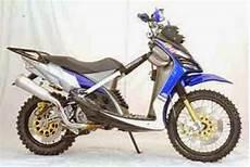 Modifikasi X Ride Trail by Modifikasi Trail Motor Yamaha Matic X Ride Terbaru 2016
