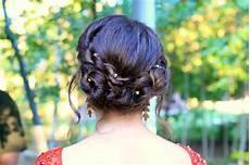 rope twist updo homecoming hairstyles cute hairstyles