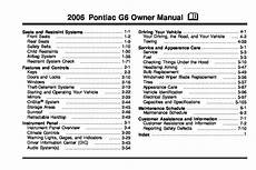 car repair manuals online free 2006 pontiac g6 engine control 2006 pontiac g6 owners manual just give me the damn manual