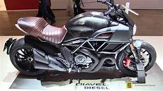 2018 Ducati Diavel Diesel Walkaround 2017 Eicma