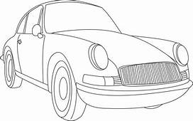 Car Coloring Pages Free Download