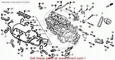 98 honda accord engine diagram 1998 honda civic heater hose diagram free diagram for student