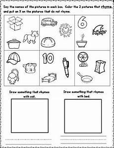 rhyming worksheets by bilingual teacher world teachers pay teachers