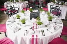 exemple de décoration de table mariage d 233 coration de la table mariage