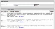 fre resume database in chenai free resume search software free resume search software chennai india