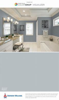 i found this color with colorsnap 174 visualizer for iphone by sherwin williams krypton sw 6247