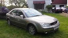 2002 Ford Mondeo Zetec Tdci Diesel Review