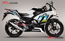 Cbr 150 Modif Moge by Modif Striping Honda Cbr150r Rwb Icon Motoblast