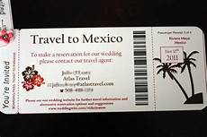 joanne s diy boarding pass invitations with photos and template diy passport