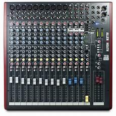 Allen Heath Zed 16fx Sound Devices Parramatta Sydney