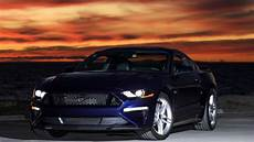 wallpaper ford mustang gt fastback 2018 4k automotive