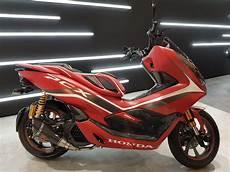 Modifikasi Honda Pcx 2018 by Ragam Modifikasi Honda Pcx 150 Indonesia Tahun 2018 2