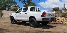 2016 Toyota Hilux Workmate 4x4 Review Caradvice
