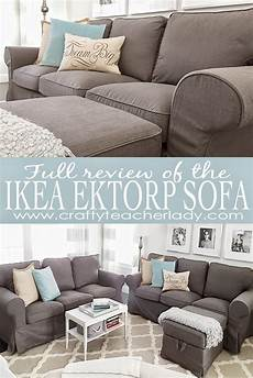 Crafty Review Of The Ikea Ektorp Sofa Series