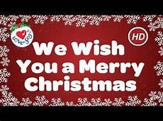 besinnliche texte weihnachten we wish you a merry with lyrics