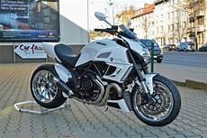 Umgebautes Motorrad Ducati Diavel 1200 Ducati Kassel