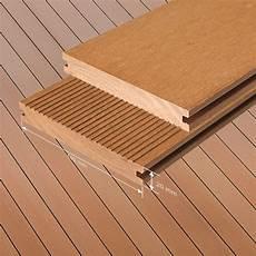 Bpc Terrassendielen Terrassenboden Premium Wpc Bambus