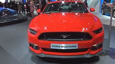 ford mustang gt verbrauch ford mustang gt 5 0 ti vct v8 310 kw 6mt 2016 exterior