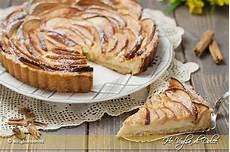 Mele In Crema Pasticcera E Cioccolato Bianco Il Giardino Delle Delizie   crostata di mele e crema pasticcera torta di mele dolci con le mele e dolci