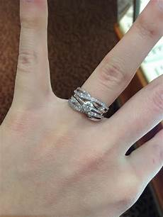 help me pick my wedding wrap 2 update and new ring