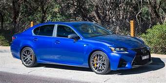 Lexus GS F Review Specification Price  CarAdvice