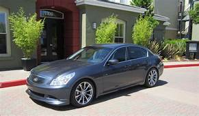 Z Car Blog &187 Post Topic Thomas' G37 Sedan