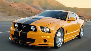 Ford Mustang Ranked World's Best Selling Sports Car  TMR