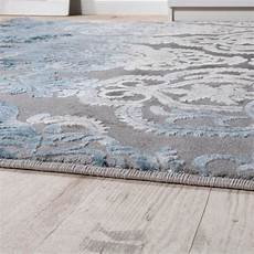 teppich ornamente grau designer teppich moderne ornamente muster