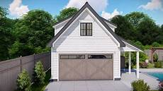 craftsman house plans with detached garage 4 bed craftsman home plan with detached garage and loft