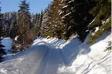 Winterwanderweg Touristinfo Zella Mehlis