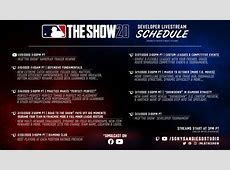 mlb the show 20 twitch