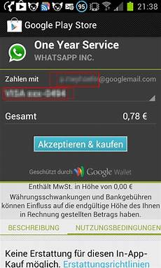 für whatsapp whatsapp f 195 188 r android ab sofort mit play in app
