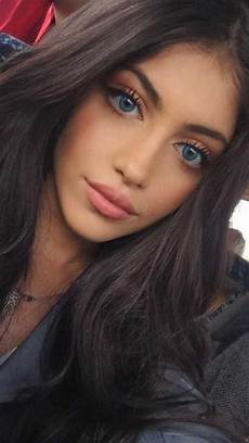 girl with black hair blue eyes is black hair and blue eyes an attractive combination on girls girlsaskguys