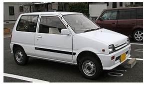 Daihatsu Mira  Wikipedia