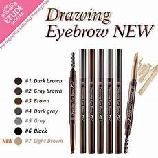 Asli Etude Drawing Eyebrow tips makeup pernikahan ala korea cosmetics beautynesia