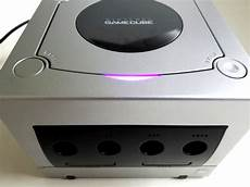 gamecube component mod gamecube console hdmi modded optional xeno backup region mod and led mod stone age gamer