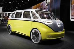 Volkswagen To Get New Logo Usher In Electric Car Era