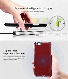 induktives laden iphone 7 induktives qi nillkin n jarl rot iphone 7