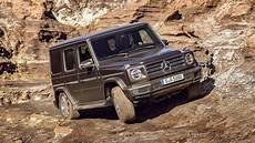 mercedes g class to offer diesel engine in europe from